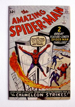 Spiderman #1