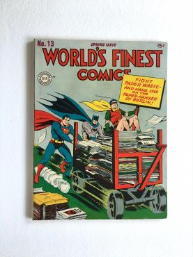 World's Finest Comics #13